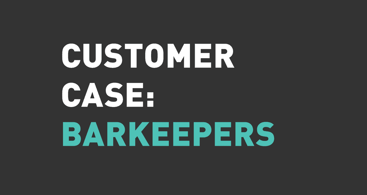 customer case barkeepers